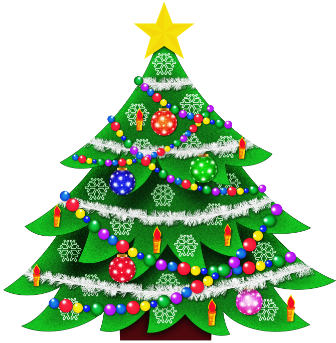 Christmas Tree clipart Art Christmas 61 Cliparting tree