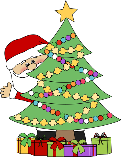 Winter clipart christmas tree Out Art a Christmas Tree