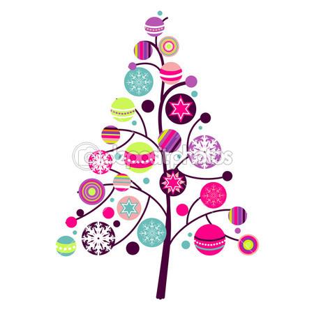 Christmas Tree clipart abstract Images Clipart Clipart Free Panda