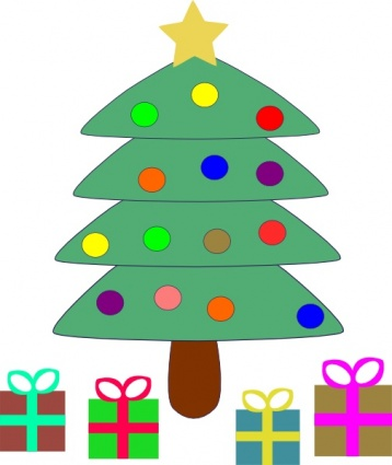 Christmas Tree clipart banner Clipart Panda Banners Free Free