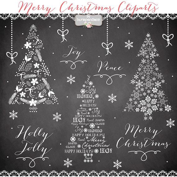 Christmas Tree clipart chalkboard Christmas christmas chalkboard christmas chalkboard