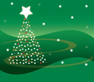 Christmas Tree clipart christmas card Theme Beautiful Clip Christmas Beautiful