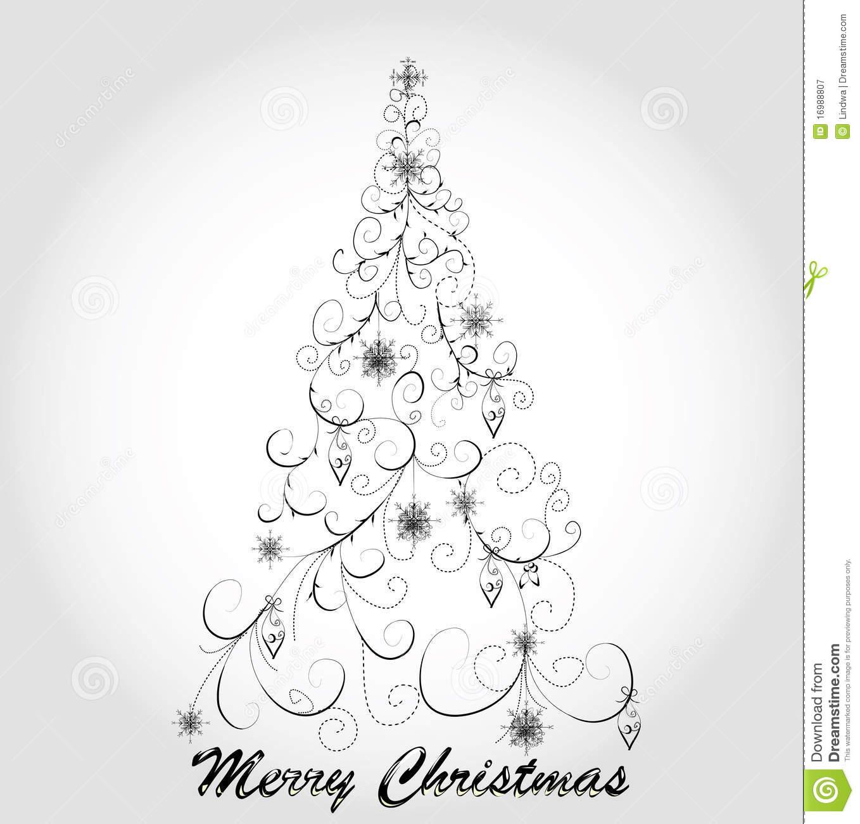 Christmas Tree clipart classy Graphic christmas clipart elegant Christmas