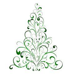 Christmas Tree clipart classy  Tree Green html 13940080/all_p24
