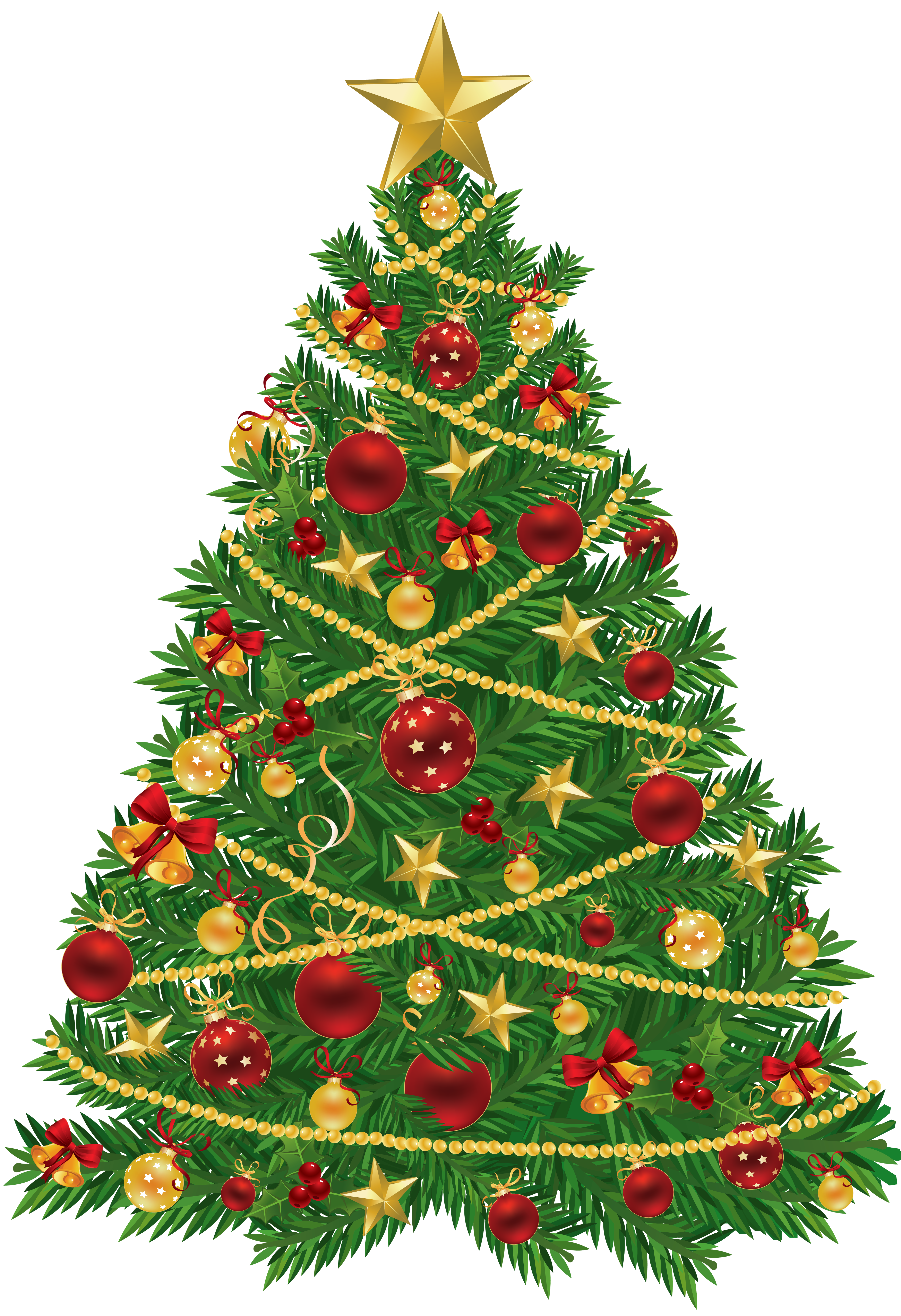 Christmas Tree clipart decorative Christmas Clip Clipart Christmas