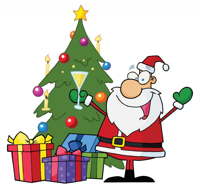 Christmas Tree clipart easy Art Free Art Download Clip