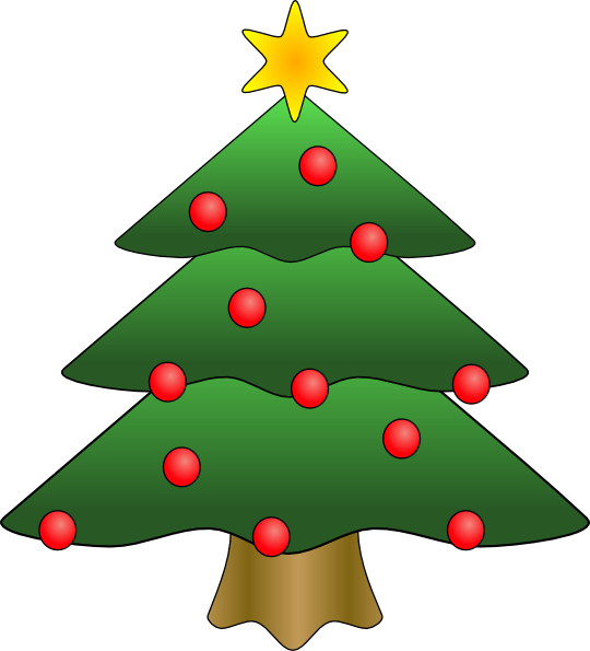 Drawn christmas ornaments cartoon Pictures Tree Christmas and