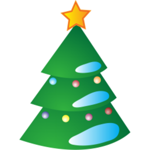 Christmas Tree clipart new year tree New Year Year at Tree