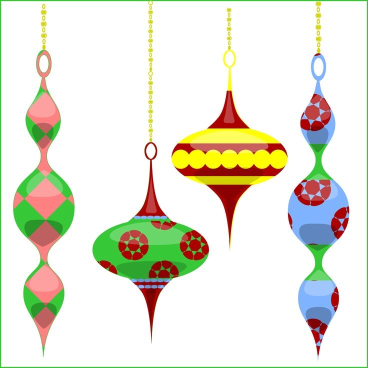 Christmas Tree clipart ornament Chic Quality Ornaments Christmas and