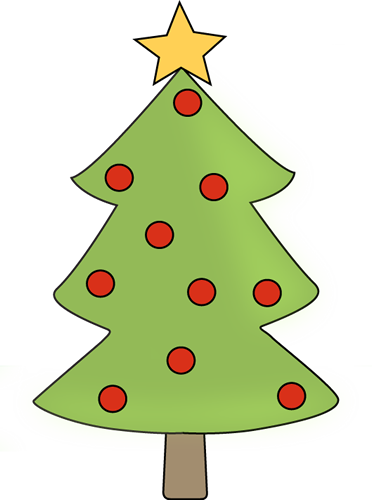 Christmas Tree clipart ornament Red Ornament Ornament  Red