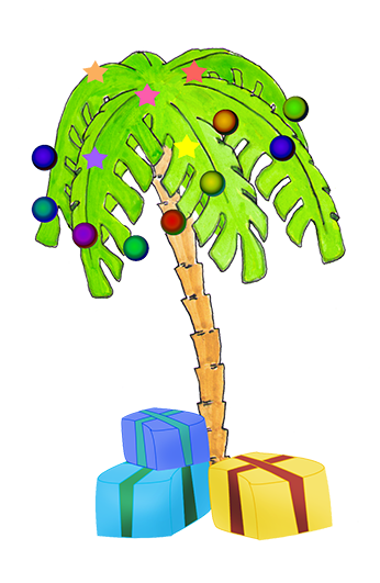 Christmas Tree clipart palm tree Clip Christmas Art collection clipart