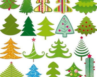 Christmas Tree clipart rustic A Rustic Art Picture clipart