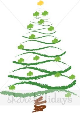 Crayon clipart christmas Christmas Tree Tree Crayon Crayon