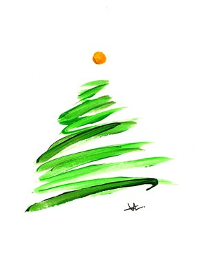 Christmas Tree clipart squiggle Etsy to similar  Holiday