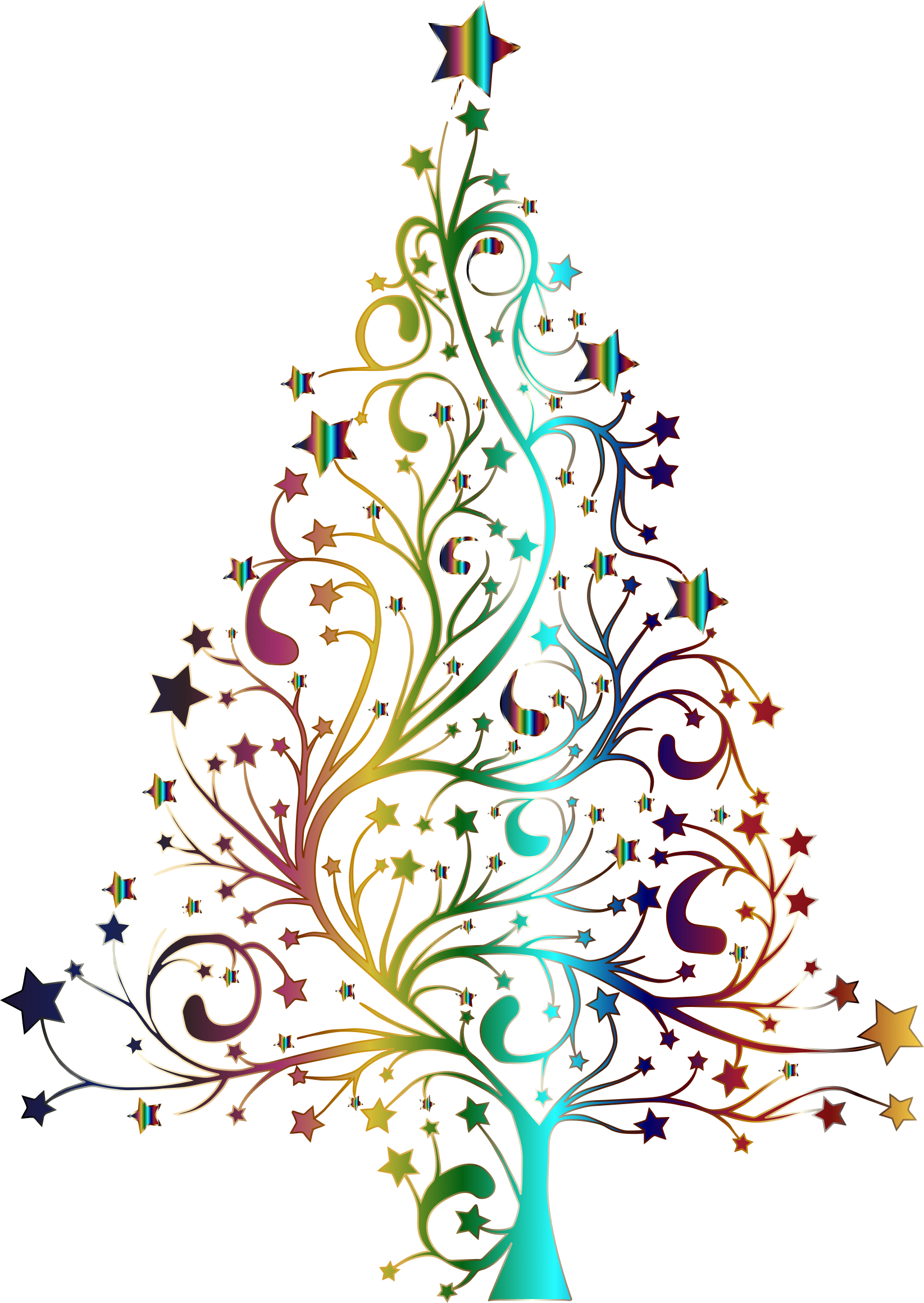 Background clipart christmas tree Prismatic No Christmas Christmas Prismatic