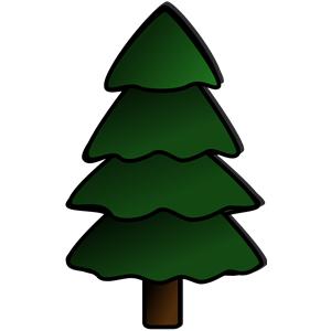 Pine Tree clipart fir tree Eps Tree Tree (wmf