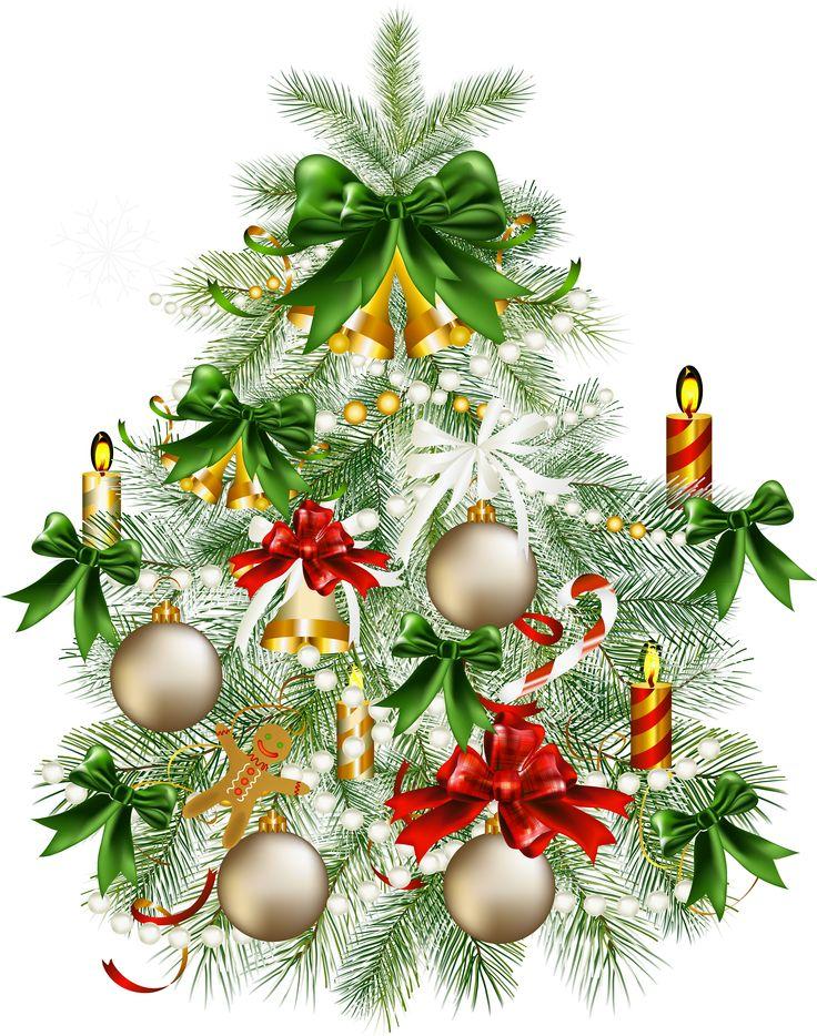 Christmas Tree clipart vintage Clip di tree 167 Christmas