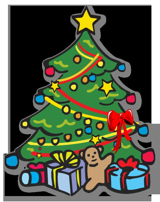Christmas Tree clipart xmas tree Christmas Xmas black tree 2