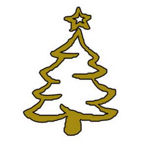 Christmas Tree clipart xmas tree Pine%20tree%20outline%20clipart Panda Clip Images Art