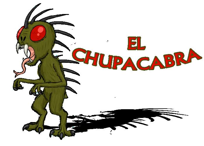 Chupacabra clipart #2