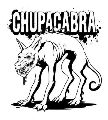 Chupacabra clipart drawing See You people Pinterest changed
