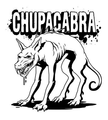 Chupacabra clipart cute #5