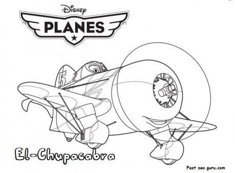 Chupacabra clipart disney plane #9