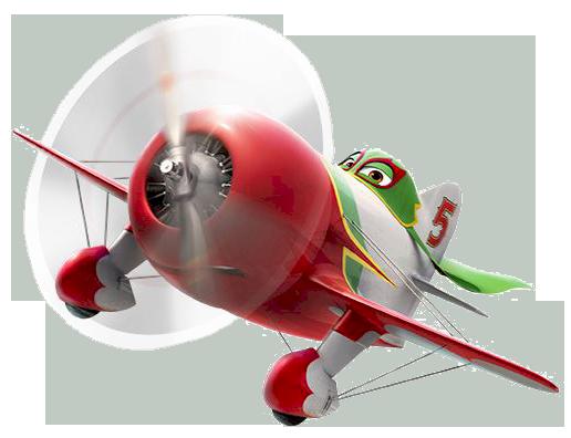 Chupacabra clipart disney plane #5