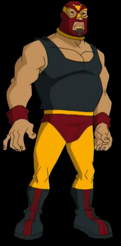 Chupacabra clipart luchador #11