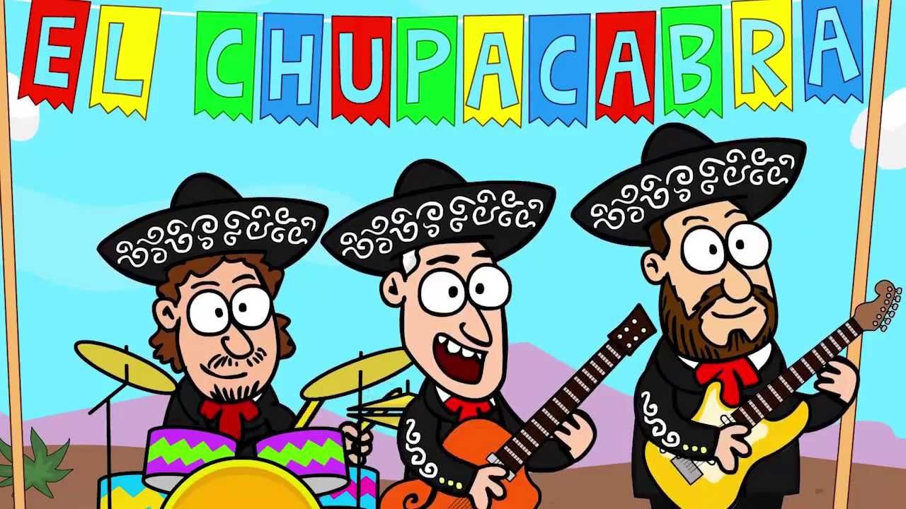 Chupacabra clipart mexico #3