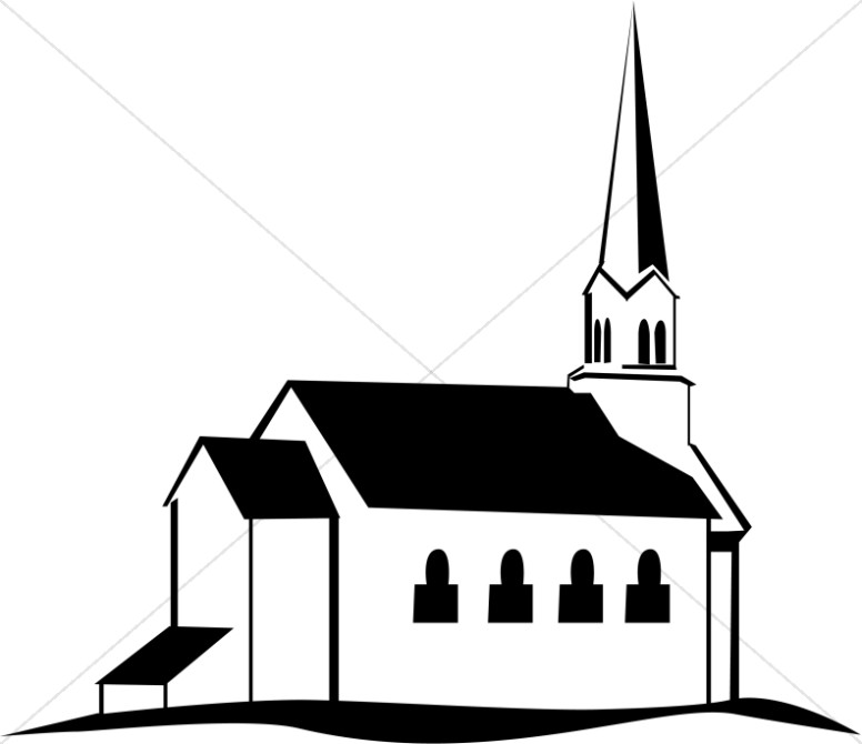 Church clipart Church Clipart Images Church and