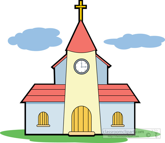 Church clipart Images art  Church art