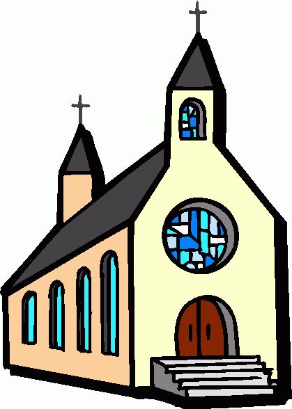 Church clipart Churches art Cliparting free clip