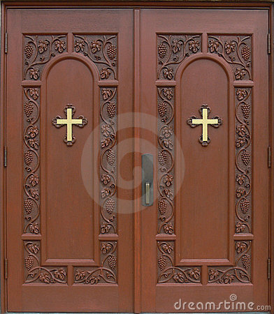 Door clipart church door #11