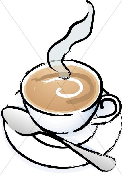 Coffee clipart coffee hour Cup Church Clipart Clipart Coffee