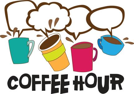 Coffee clipart coffee hour James Coffee Coffee AM Episcopal
