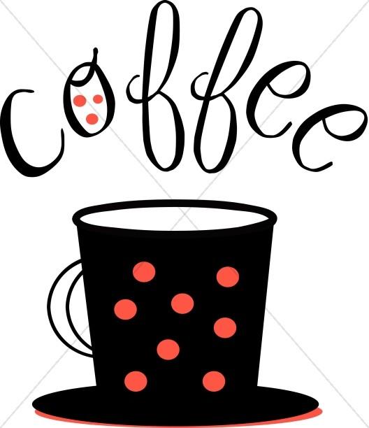 Coffee clipart coffee hour Clipart Red Hour Coffee Sharefaith