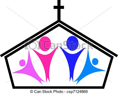 Church clipart community Of RESIDENT at  COMMUNITY