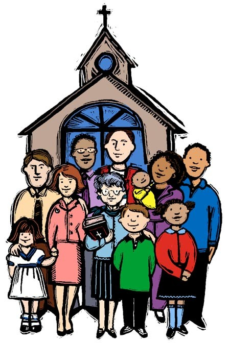 Church clipart community Art co Google  churches