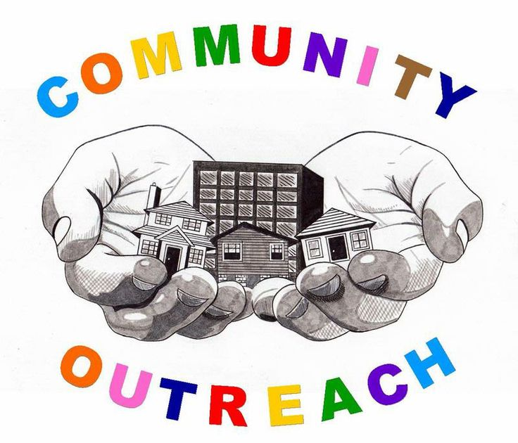 Community clipart community outreach Programs on Outreach about 12