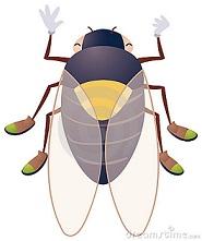 Cicada clipart Cicada Free Clipart Cicada Insect