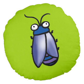 Cicada clipart cute Cicada cicada Cartoon Gifts pillow