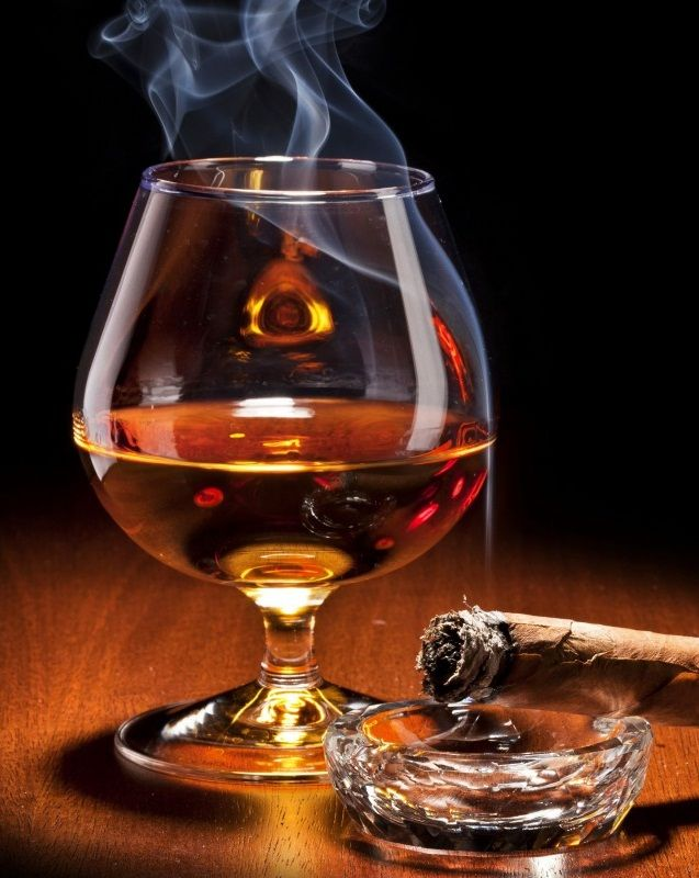 Cigar clipart bourbon Drinks 119 best cigars! about