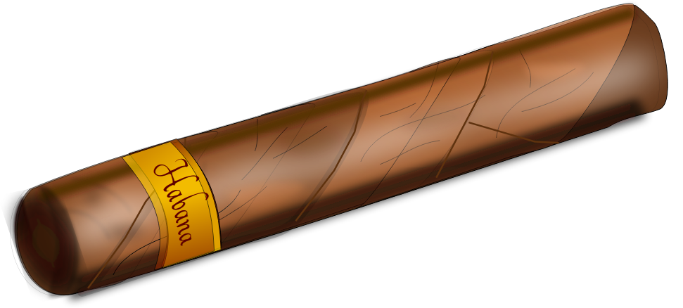 Cigar clipart cartoon Clipart Clipart Cigar Cuban Cigar