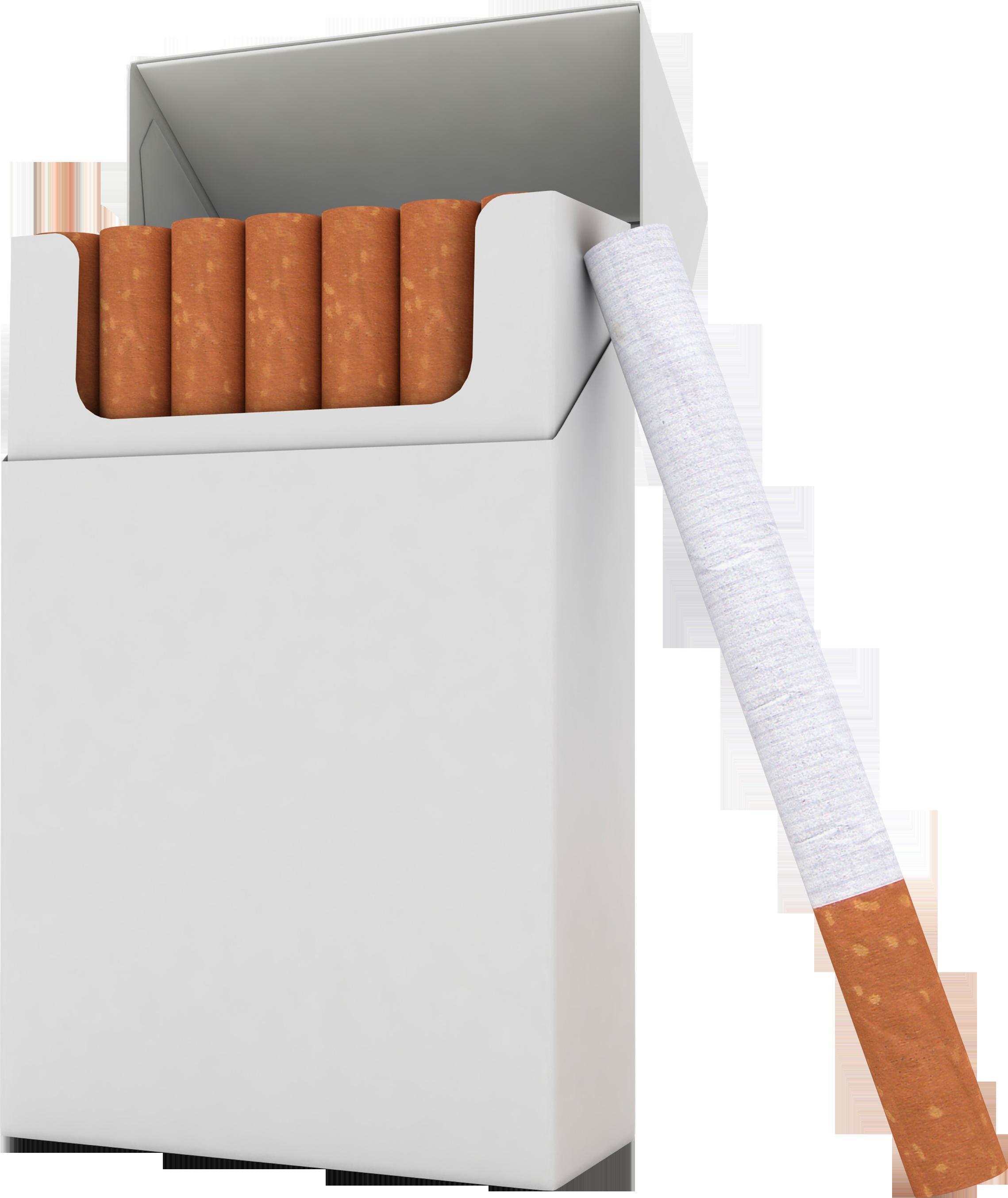 Drawn cigarette transparent background #4