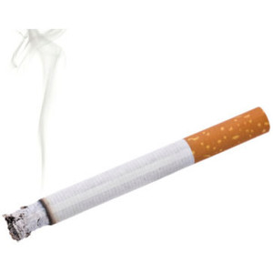 Cigarette clipart ashtray Cervical Risk Smoking Polyvore Cancer