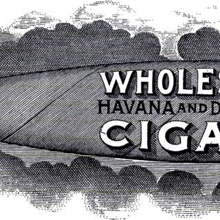 Cigar clipart vintage cigar The Archives Steampunk! Sign Cigar