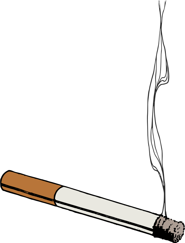 Cigarette clipart Clipart com NiceClipart 7 Cigarette