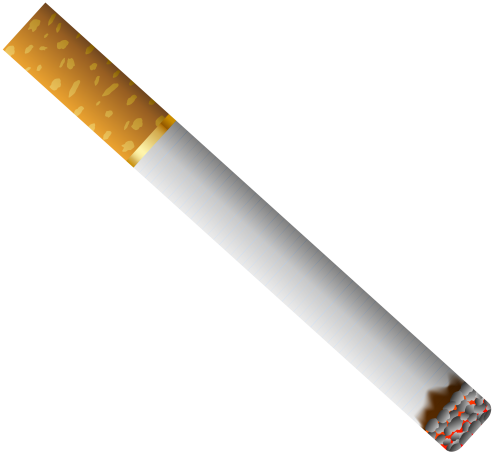 Cigarette clipart transparent Filter Clipart Clipart PNG with