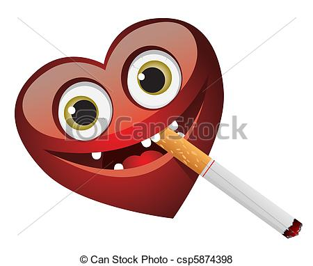 Cigarette clipart unhealthy Cigarette of Vector cigarette